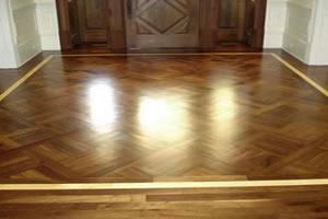 Wood floor pattern Manhattan KS